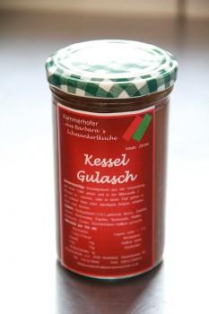 Kessel Gulasch